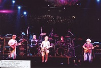 Grateful Dead: Phil Lesh, Bill Kreutzmann, Bob Weir, Mickey Hart, Jerry Garcia