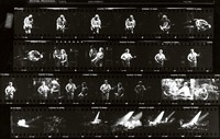Grateful Dead: contact sheet with 23 images
