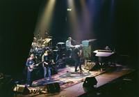 Grateful Dead: Phil Lesh, Mickey Hart, Bob Weir, Vince Welnick, Jerry Garcia, Bruce Hornsby
