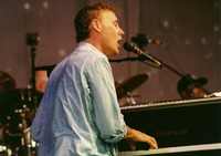 Bruce Hornsby at Furthur Festival II