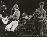 Grateful Dead: Jerry Garcia, Bob Weir, Bill Kreutzmann, Phil Lesh