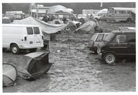 Deadhead campground at Alpine Valley