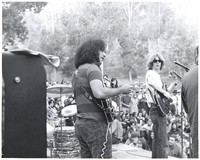 Grateful Dead: Phil Lesh and Jerry Garcia