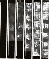 Grateful Dead, ca. 1970s: contact sheet with 25 images