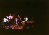 Grateful Dead: Jerry Garcia, Phil Lesh, Bill Kreutzmann, Bob Weir, Mickey Hart, Brent Mydland