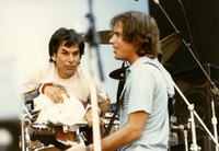 Grateful Dead: Mickey Hart and Bob Weir, ca. 1980s