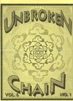 Unbroken Chain, Volume 6, No. 1 - March/April 1991
