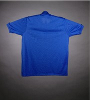 "Polo shirt: ""Deadheads"" - sunset trail with skull hand insignia"