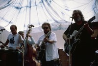 Jerry Garcia Band: Sandy Rothman, John Kahn, David Nelson, Jerry Garcia