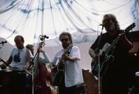 Jerry Garcia Band: Sandy Rothman, John Kahn, David Nelson, Jerry Garcia