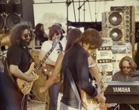 Grateful Dead: Jerry Garcia, Phil Lesh, Donna Jean Godchaux, Bob Weir, and Keith Godchaux