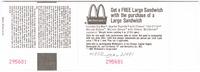 Metropolitan Presents Grateful Dead - Knickerbocker Arena - March 29, 1993