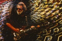 Jerry Garcia, 1990s: image with special effects