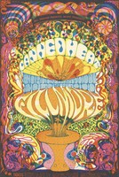 Canned Heat, Gordon Lightfoot, Cold Blood - Bill Graham Presents in San Francisco - October 3-5 [1968] - Fillmore West