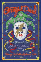 Grateful Dead, Ornette Coleman & Prime Time - Bill Graham Presents - Mardi Gras 1993
