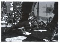 Bill Kreutzmann's feet