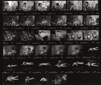 Mickey Hart's Mystery Box: contact sheet with 34 images