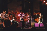 Other Ones and Steve Winwood: Bob Weir, Alphonso Johnson, Mickey Hart, Mark Karan, Steve Winwood