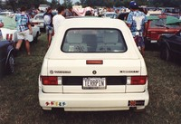 "Deadhead vehicle with ""TERRPIN"" Illinois license plate, ca. 1991"