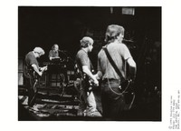 Grateful Dead: Jerry Garcia, Vince Welnick, Bob Weir, and Phil Lesh