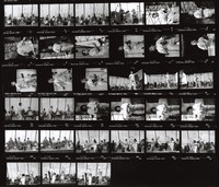 Mickey Hart's Mystery Box: contact sheet with 33 images
