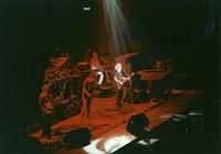 Grateful Dead: Phil Lesh, Bob Weir, Vince Welnick, Jerry Garcia, Bruce Hornsby