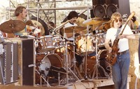 Grateful Dead: Bill Kreutzmann, Mickey Hart and Phil Lesh