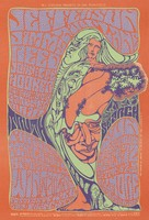 Jefferson Airplane, Sammy Reed, John Lee Hooker, and the Stu Gardner Trio - Truth Search - Bill Graham Presents in San Francisco - March 10-12 [1967]
