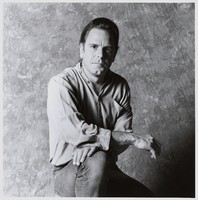 Bob Weir portrait
