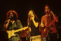 Grateful Dead: Jerry Garcia, Donna Godchaux, Bob Weir