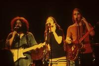 Grateful Dead: Jerry Garcia, Donna Godchaux, Bob Weir