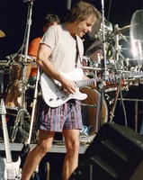 "Bob Weir performing ""Bertha"""