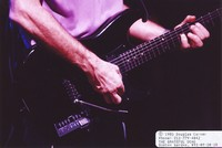 Bob Weir's hands and guitar
