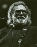 Jerry Garcia portrait, ca. 1988