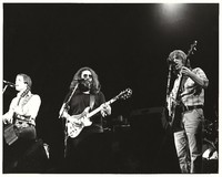 Grateful Dead: Bob Weir, Jerry Garcia, and Phil Lesh