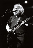 "Jerry Garcia performing ""Franklin's Tower"""