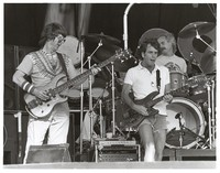 Grateful Dead: Phil Lesh, Bob Weir, and Bill Kreutzmann