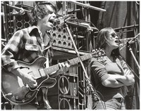 Grateful Dead: Bob Weir and Donna Godchaux
