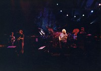Grateful Dead, ca. 1991; Phil Lesh, Bob Weir, Jerry Garcia