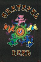 Grateful Dead - Circle of Bears