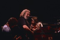 Grateful Dead: Bob Weir, Jerry Garcia, Brent Mydland