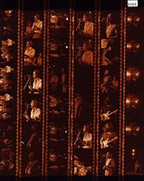 Grateful Dead at Assembly Hall: contact sheet with 35 images