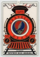 Grateful Dead -1985 - Guest Access All Areas - 1965-1985 [laminate]