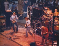 Grateful Dead: Phil Lesh, Bob Weir, Jerry Garcia, and Bill Kreutzmann