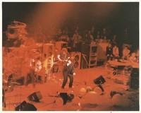 Grateful Dead with Etta James: Phil Lesh, Mickey Hart, Bob Weir, Jerry Garcia, Etta James, Brent Mydland