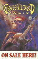 Grateful Dead Comix - No.1 - [1991] / Published by Kitchen Sink Press