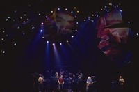 Grateful Dead, ca. 1991: Phil Lesh, Bill Kreutzmann, Bob Weir, Mickey Hart, Jerry Garcia, Vince Welnick