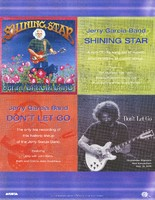 Jerry Garcia Band - Shining Star - Don't Let Go (Orpheum Theatre, May 21, 1976)
