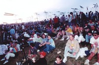 Deadheads, ca. 1990s: tapers' section
