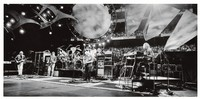 Grateful Dead: Phil Lesh, Bob Weir, Bill Kreutzmann, Jerry Garcia, Mickey Hart, and Vince Welnick